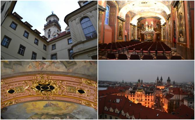 Clementinum - Praga - top 12 obiective turistice