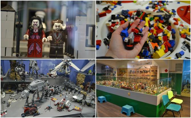 Muzeul Lego - Praga - top 12 obiective turistice