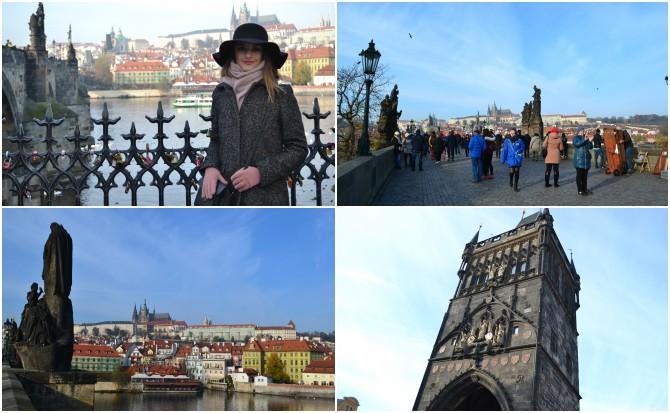 Podul Carol - Praga - top 12 obiective turistice