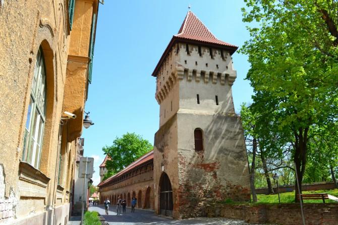 Sibiu 1 - Sibiu - un oraş mereu fermecător