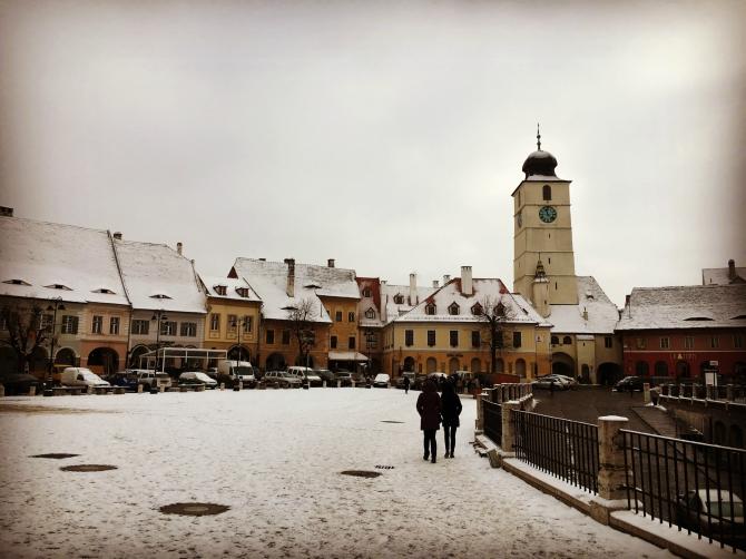 Sibiu 15 - Sibiu - un oraş mereu fermecător