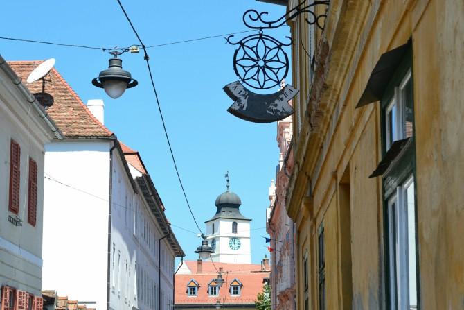 Sibiu 3 - Sibiu - un oraş mereu fermecător