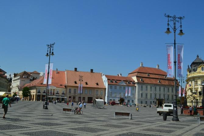 Sibiu 4 - Sibiu - un oraş mereu fermecător
