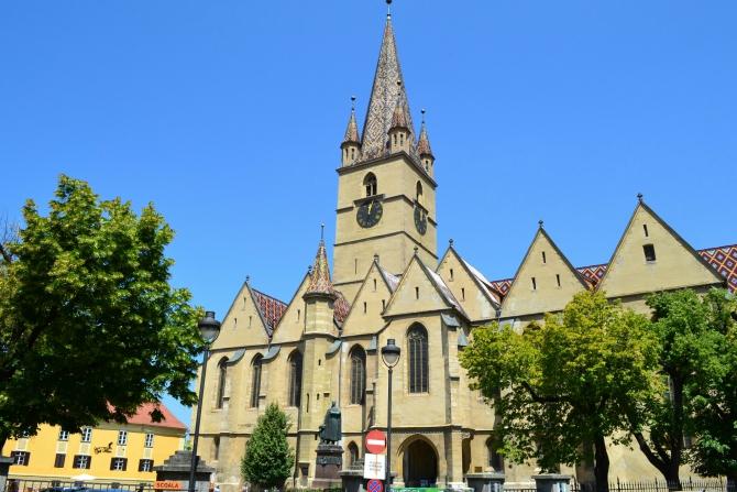 Sibiu 7 - Sibiu - un oraş mereu fermecător