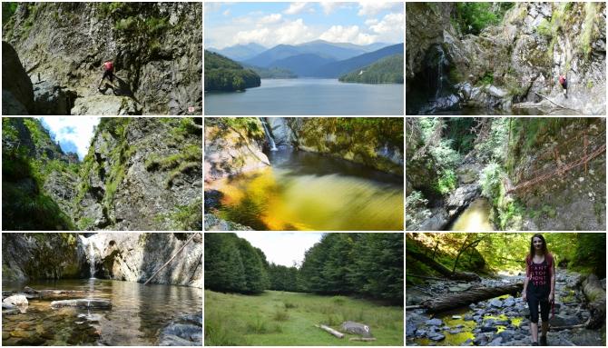 Valea lui Stan colaj - Călătoriile anului 2016