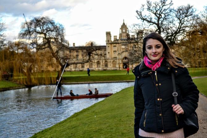 Cambridge 1 - Călătoriile Ioanei în... Marea Britanie