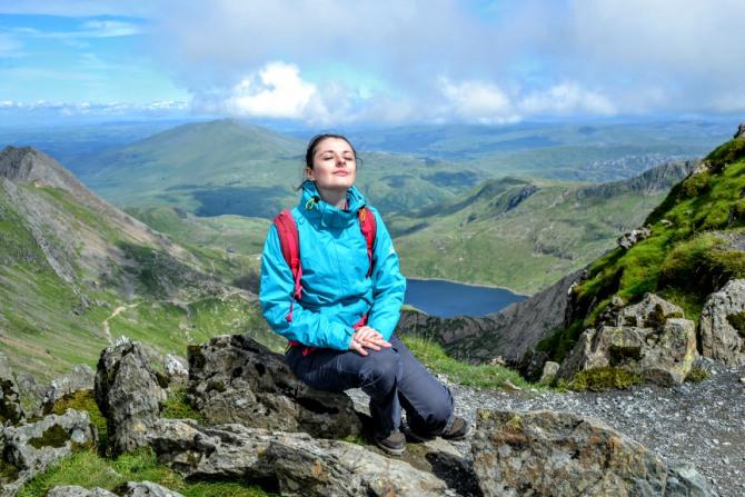 Snowdonia - Călătoriile Ioanei în... Marea Britanie