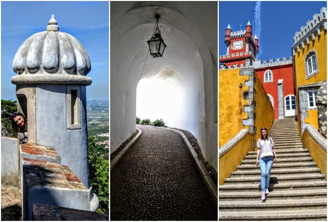 Palatul Pena 2 - Sintra - orașul magic al Portugaliei