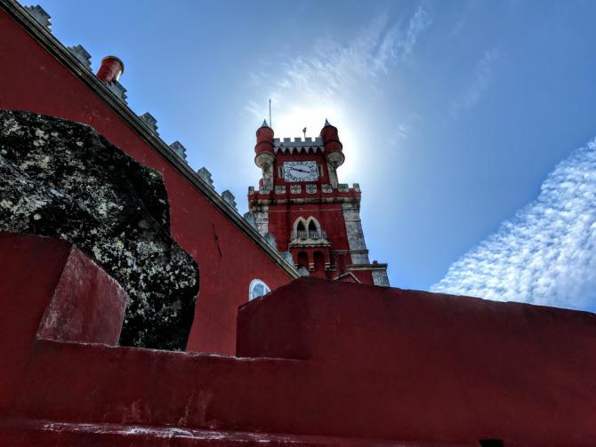 Palatul Pena 5 - Sintra - orașul magic al Portugaliei