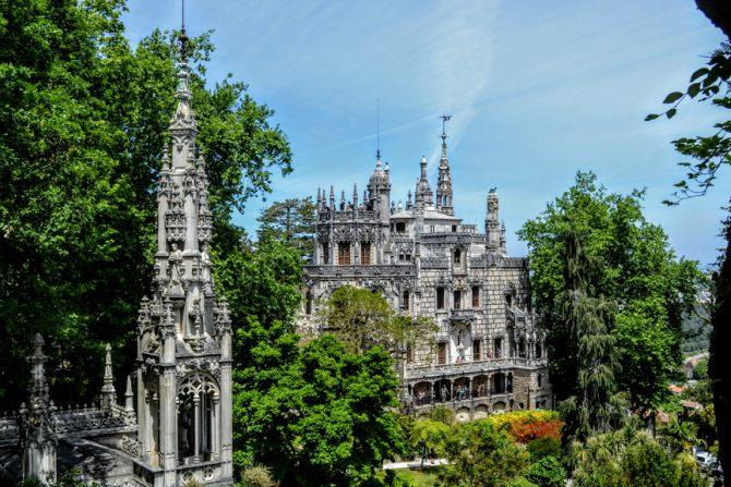 Quinta Da Ragaleira 1 - Sintra - orașul magic al Portugaliei