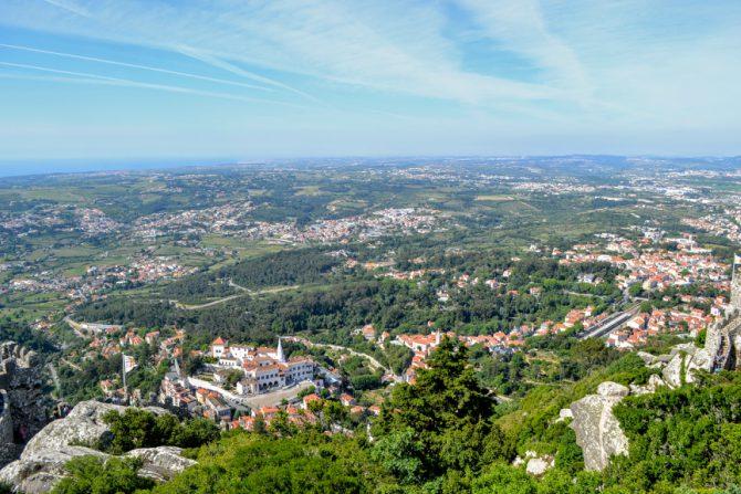 Sintra 1 - Sintra - orașul magic al Portugaliei