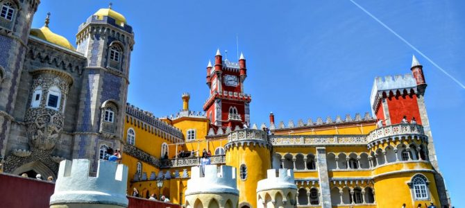Sintra – orașul magic al Portugaliei