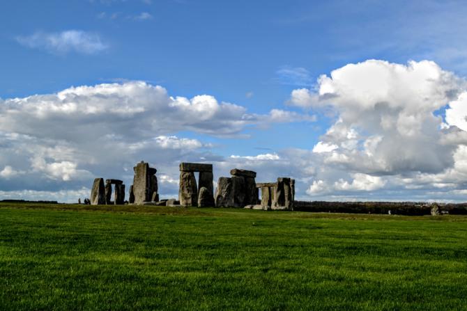 Stonehenge 10 - Misteriosul ansamblu Stonehenge