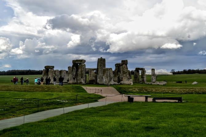 Stonehenge 11 - Misteriosul ansamblu Stonehenge