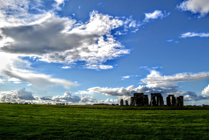 Stonehenge 13 - Misteriosul ansamblu Stonehenge