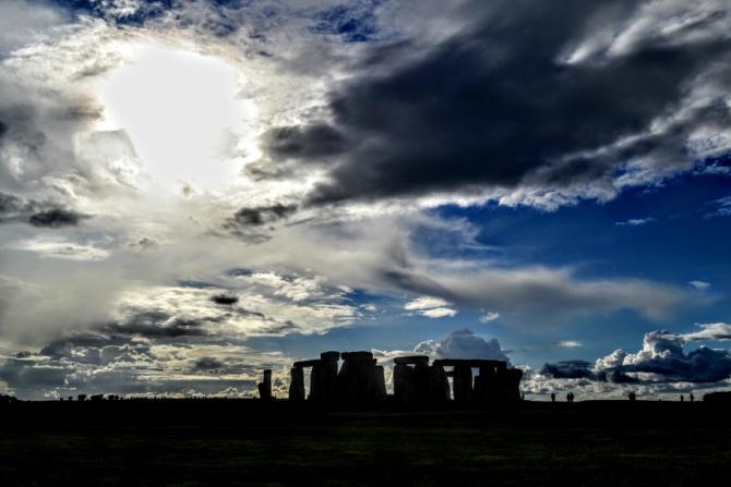 Stonehenge 14 - Misteriosul ansamblu Stonehenge