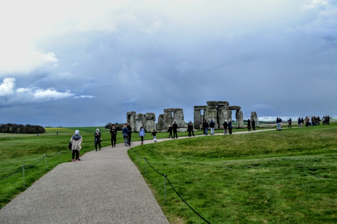 Stonehenge 5 - Misteriosul ansamblu Stonehenge