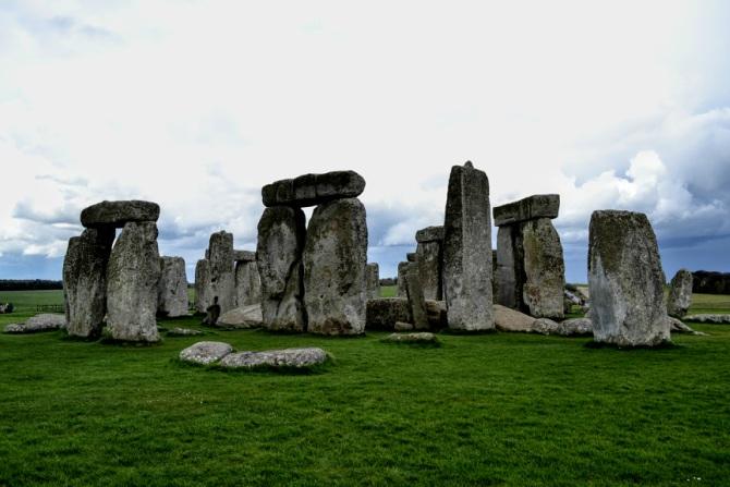 Stonehenge 6 - Misteriosul ansamblu Stonehenge