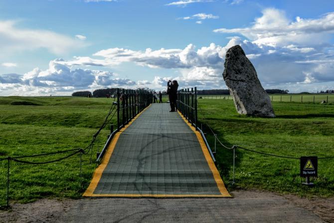 Stonehenge 8 - Misteriosul ansamblu Stonehenge
