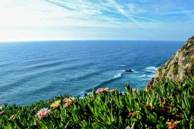 Cabo da Roca 1 - Cabo da Roca - de aici doar oceanul...