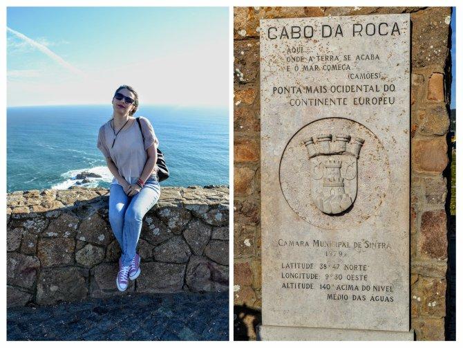 Cabo da Roca 11 - Cabo da Roca - de aici doar oceanul...