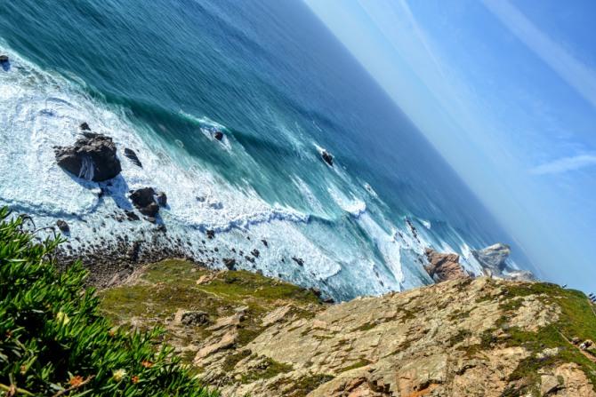Cabo da Roca 3 - Cabo da Roca - de aici doar oceanul...