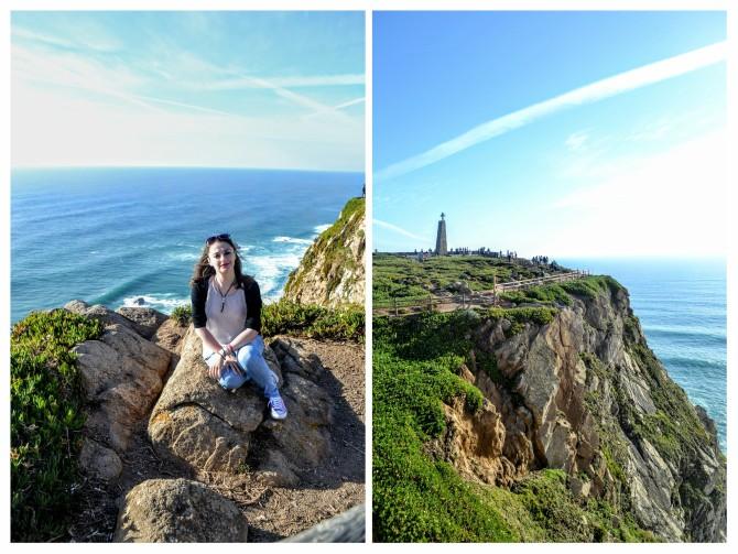 Cabo da Roca 5 - Cabo da Roca - de aici doar oceanul...