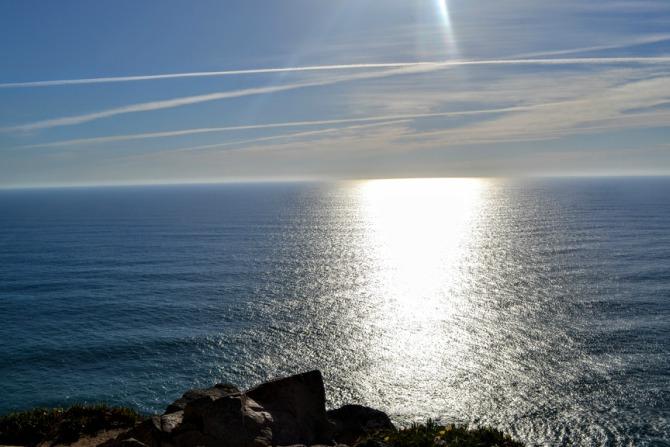 Cabo da Roca 9 - Cabo da Roca - de aici doar oceanul...