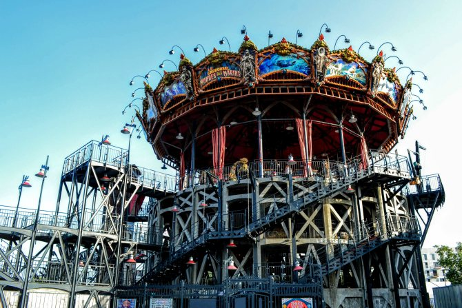 Carusel Nantes - Un weekend în Nantes şi împrejurimi