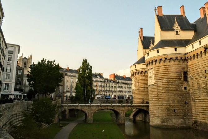 Castelul Ducilor de Bretania 1 - Un weekend în Nantes şi împrejurimi