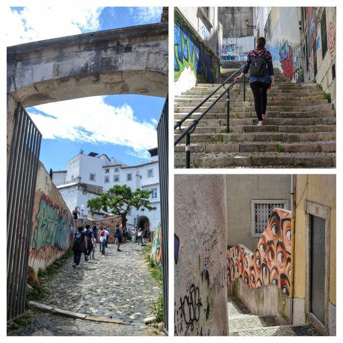 Lisabona Alfama - Lisabona - un city break pe ritmuri de fado