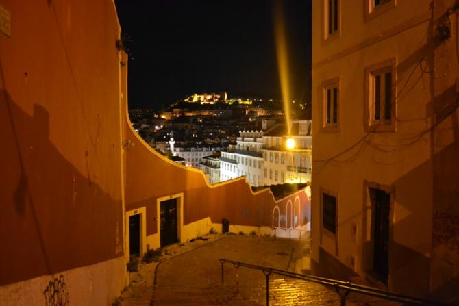 Lisabona Bairro Alto - Lisabona - un city break pe ritmuri de fado