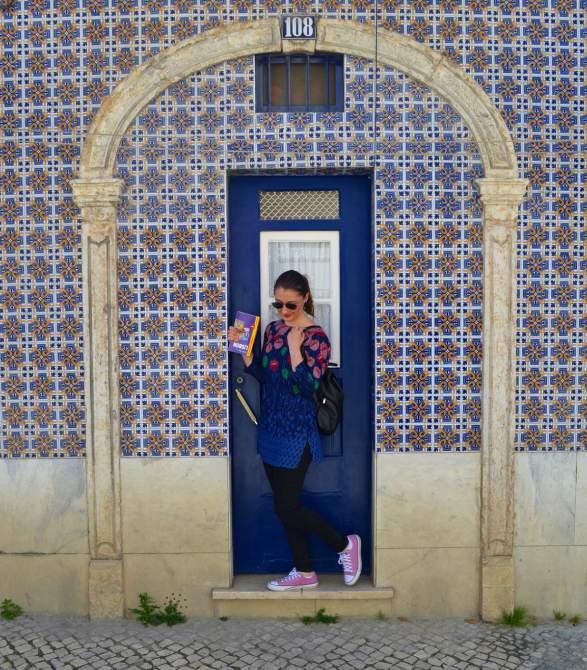 Lisabona azulejos - Lisabona - un city break pe ritmuri de fado