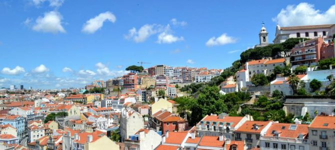Lisabona – un city break pe ritmuri de fado