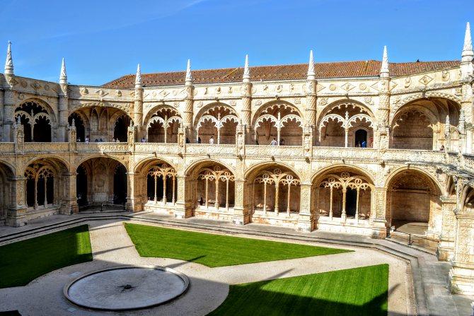 Mănăstirea Jeronimos 1 - Lisabona - un city break pe ritmuri de fado