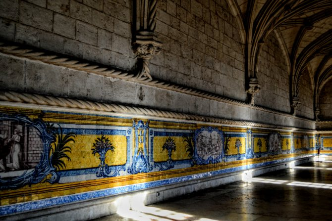 Mănăstirea Jeronimos 3 - Lisabona - un city break pe ritmuri de fado