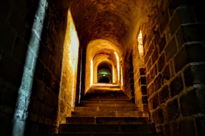 Mont Saint Michel 17 - Mont Saint-Michel - când poveştile devin realitate
