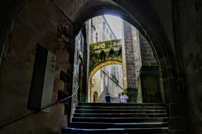 Mont Saint Michel 20 - Mont Saint-Michel - când poveştile devin realitate
