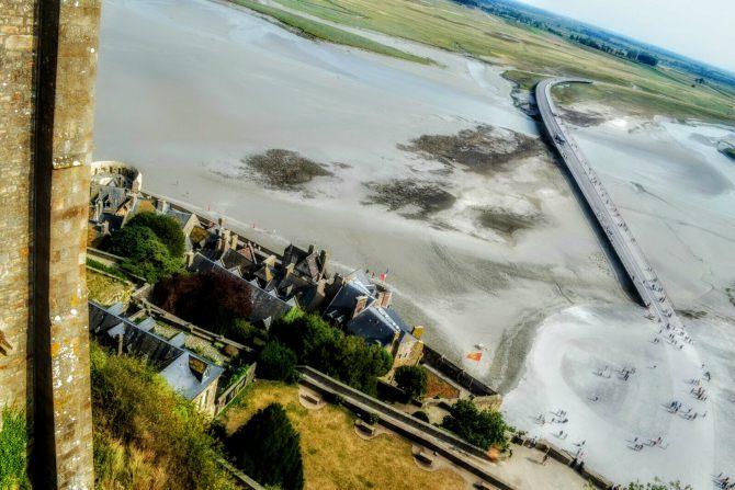 Mont Saint Michel 23 - Mont Saint-Michel - când poveştile devin realitate