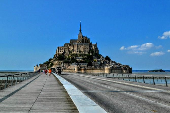 Mont Saint Michel 25 - Călătoriile anului 2017