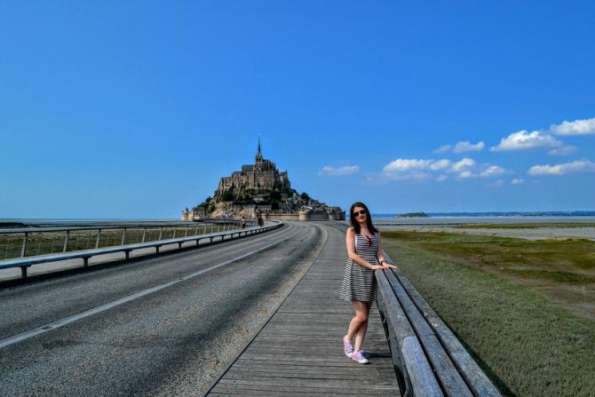 Mont Saint Michel 4 - Mont Saint-Michel - când poveştile devin realitate