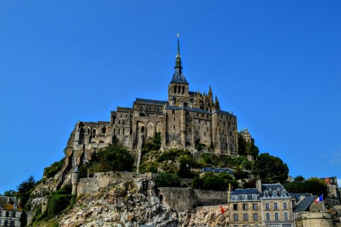 Mont Saint Michel 5 - Mont Saint-Michel - când poveştile devin realitate