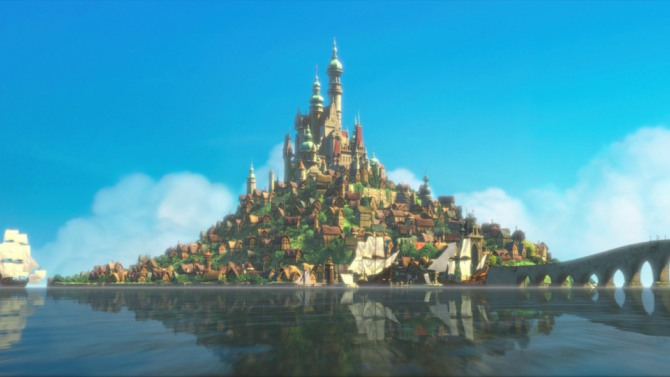 Mont Saint Michel Disney - Mont Saint-Michel - când poveştile devin realitate
