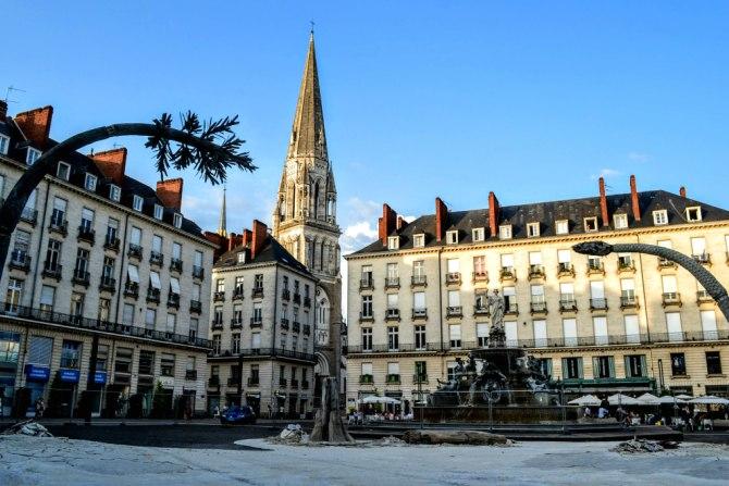 Nantes 1 - Un weekend în Nantes şi împrejurimi