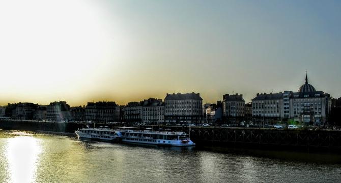 Nantes Loara - Un weekend în Nantes şi împrejurimi