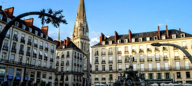 Un weekend în Nantes şi împrejurimi