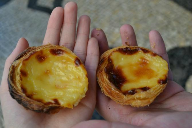 Pastéis de nata - Lisabona - un city break pe ritmuri de fado