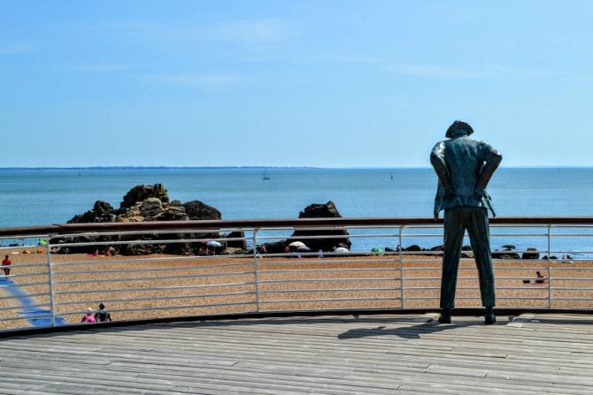 Plaja Monsieur Hulot 3 - Un weekend în Nantes şi împrejurimi