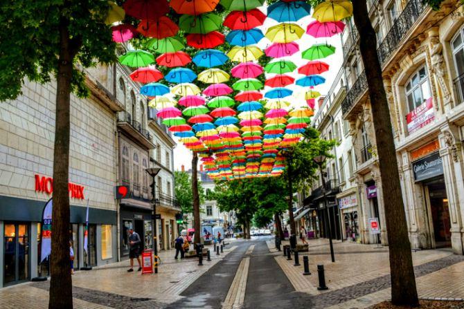 Saumur - Un weekend în Nantes şi împrejurimi