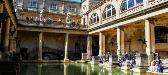 Bath – pe urmele romanilor în Marea Britanie